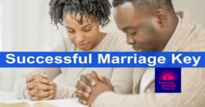 Successful Marriage Key