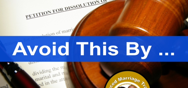 Can divorce be prevented?